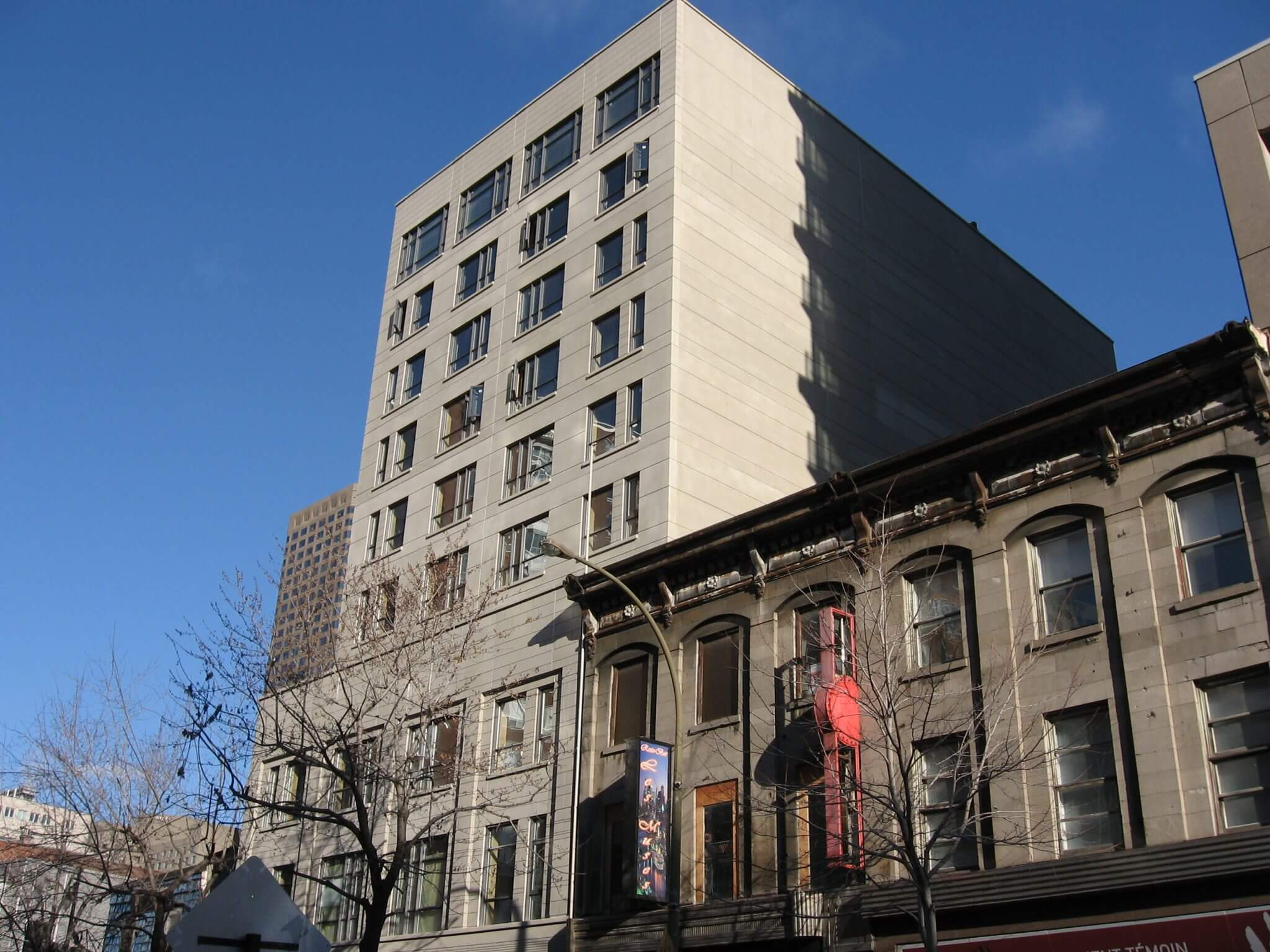 Hotel Le Dauphin Montreal